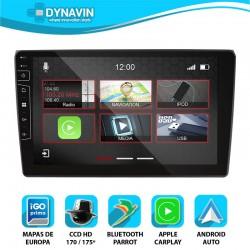 AUDI A4 B6, B7 (2000-2008) y SEAT EXEO (2009-2013) - DYNAVIN N7X PRO