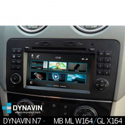 MB ML W164 / GL X164 - DYNAVIN N7