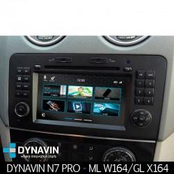 MB ML W164 / GL X164 - DYNAVIN N7 PRO