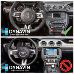 FORD MUSTANG (+2015) - DYNAVIN N7 PRO