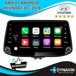RADIO HYUNDAI i30 +2018 - ANDROID