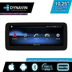 MERCEDES CLASE A/B/CLA/GLA NTG4.5 (2012-2015) - ANDROID 10,25""