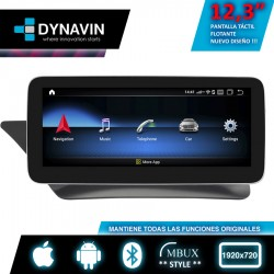 Radio 2din android car play, android auto Mercdes Command Online E Coupe c207 2011, 2012, 2013, 2015