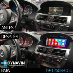BMW E90, E91, E92, E93. BMW E60, E61, E62 (+2003) CCC