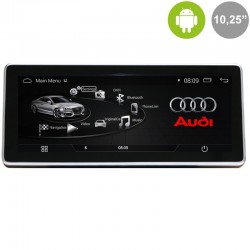 """AUDI A4, A5, Q5 (MMI 3G) - ANDROID 10,25"""""""