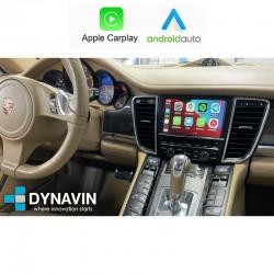 Car Play Porsche Cayenne, Panamera, 911 Turbo. Android auto interface de máxima calidad PCM 3.1