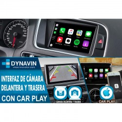 AUDI A4, A5, Q5 CONCERT, SYMPHONY CAR PLAY, CAMARA TRASERA, CAMARA DELANTERA