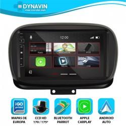 FIAT 500X (+2012) - DYNAVIN N7X PRO