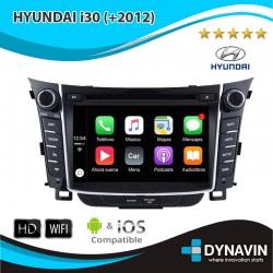 AUTORRADIO HYUNDAI I30 +2012 ANDROID - ANDROID