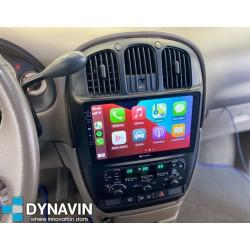 Dynavin N7X PRO 2din OEM CarPlay Chrysler Gran Voyager 2000, 2001, 2002, 2003, 2004, 2005, 2006, 2007