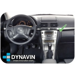 TOYOTA AVENSIS T25 - ANDROID