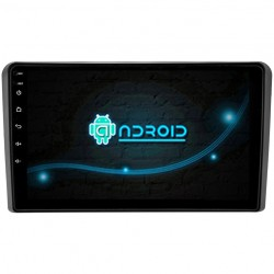 Radio 2din Android GPS Octacore 64GB FLASH. Android car dvd gps Audi A3 8P Sline 2002, 2005, 2007, 2008, 2009, 2011, 2012