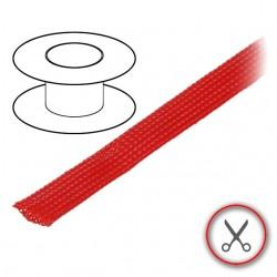 Funda protectora para cables tipo piel de serpiente para cables de 4mm 8mm 12mm. Al corte y en rollos y bobinas