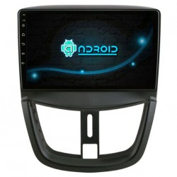 Radio 2din Android GPS Octacore 64GB FLASH. Android gps px5 Peugeot 207 2005 2006 2007 2008 2009 2010