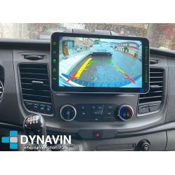 Pantalla multimedia Dynavin-MegAndroid Android Auto CarPlay para Ford Transit Custom 2018 2019 2020 2021 2022 2023