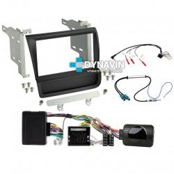 Instalar radio con Kit universal 2din CTKAU15L Pionner Car Play Audi R8 RS8 instalación pantalla CarPlay