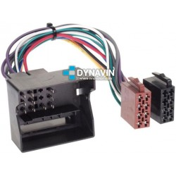 BMW 40pin, MINI, LAND ROVER - CONECTOR ISO UNIVERSAL