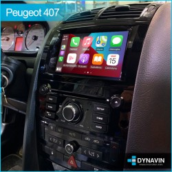 Radio 2din Android GPS Octacore 4GB RAM, 32GB ROM INAND FLASH. Android car dvd Peugeot 407 2004, 2005, 2006, 2009