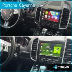 Car Play Porsche Cayenne, Panamera, 911 Turbo. Android auto interface de máxima calidad CDR3.0