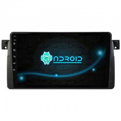 Radio 2din Android GPS Octacore 64GB FLASH. CarPlay Android Auto BMW Serie 3 E46 1999, 2001 2004, 2006, 2007