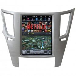 Pantalla multimedia Dynavin-MegAndroid Android Auto CarPlay para Subaru Outback 2009 2010 2011 2012 2013 2014 2015