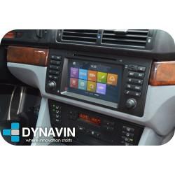BMW E39 / RANGE ROVER VOGUE - DYNAVIN N6