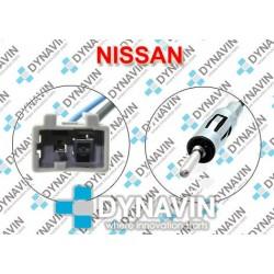 NISSAN TIPO 1 - CONECTOR ANTENA DE RADIO AMPLIFICADO 12V