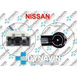 NISSAN TIPO 2 - CONECTOR ANTENA DE RADIO AMPLIFICADO 12V