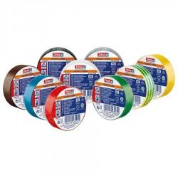 Comprar cinta aislante marca TESAFLEX 4252-53988 aislamiento de cables en instalación de radios, altavoces y cables electricos
