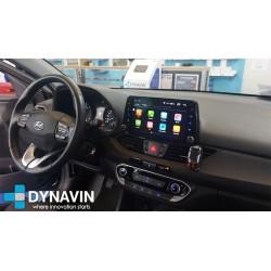 GPS Octacore 4GB RAM, 64GB ROM INAND FLASH. Android car Hyundai i30 tercera generacion 2017, 2018, 2019, 2020