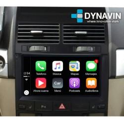 Dynavin CarPlay, Android Auto, GPS, VW Touareg 2002 2003 2004 2005 2006 2007 2008 2009