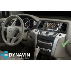 Pantalla multimedia Dynavin-MegAndroid Android Auto CarPlay para Nissan Murano Z51 2007 2008 2009 2010 2011 2012 2013 2014