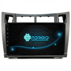 Pantalla 2din gps Octacore 4-64GB. CarPlay Android Auto Toyota Yaris 2 XP90 2005 2006 2007 2008 2009 2011