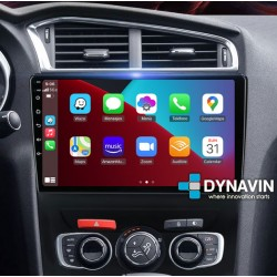Radio 2din Android GPS Octacore 4GB RAM, 64GB ROM INAND FLASH. Android car dvd Citroen C4, DS4 2012, 2014, 2015, 2017