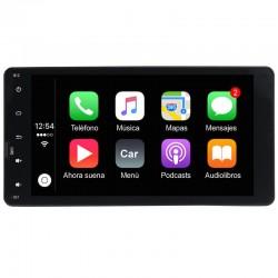 Radio 2din Android GPS Octacore 4GB RAM, 64GB Mitsubishi MMCS para Outlander y ASX 2012, 2013, 2014, 2015, 2016 Mitsubishi L200
