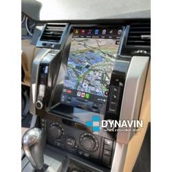 Pantalla multimedia Dynavin Android Auto CarPlay para Land Rover Range Rover Sport L230 2005 2006 2007 2008 2009