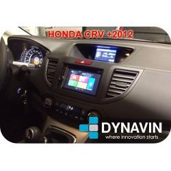 HONDA CRV (+2012) - MARCO ADAPTADOR 2 DIN