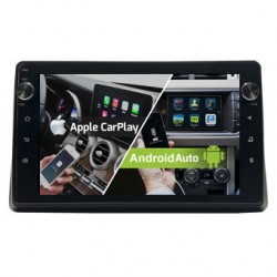 Pantalla multimedia Dynavin-MegAndroid Android Auto CarPlay para Renault Master 2019 2020 2021 2022 2023