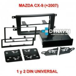 MAZDA CX-9 (2005-2010) - MARCO ADAPTADOR 1 Y 2 DIN