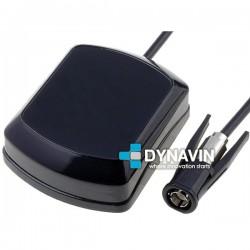 ANTENA GPS 28dBi MAGNETICA: CONECTOR WICLIC