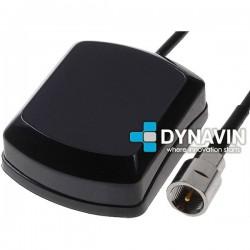 ANTENA GPS 28dBi MAGNETICA: CONECTOR FME