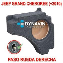 JEEP GRAND CHEROKEE WK2 (+2010) - CAJA ACUSTICA PARA SUBWOOFER ESPECÍFICA PARA HUECO EN EL MALETERO