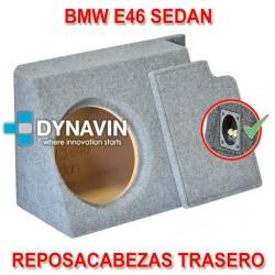 BMW E46 SEDAN (1998-2007) - CAJA ACUSTICA PARA SUBWOOFER ESPECÍFICA