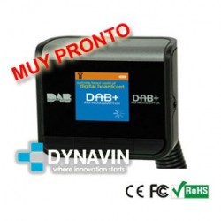 DAB - SINTONIZADOR DE RADIO DIGITAL. DIGITAL AUDIO BROADCASTING