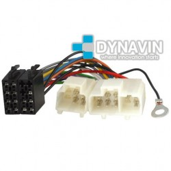NISSAN - CONECTOR ISO UNIVERSAL