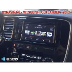 MITSUBISHI OUTLANDER (+2013) - DYNAVIN N6