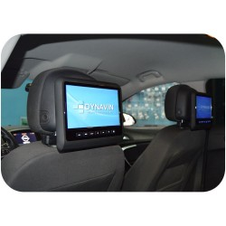 "PANTALLA 9"" HD, CD, DVD, USB, SD - LCD DIGITAL CABECEROS CON SEGURIDAD ACTIVA"