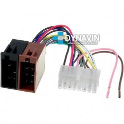 CONECTOR ISO ALPINE - 16pin