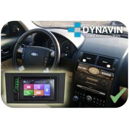 FORD MONDEO MK3 (2000-2007) - DYNAVIN N6