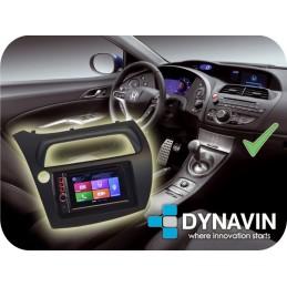 HONDA CIVIC MK8 EUROPEO (2006-2011) - DYNAVIN N6